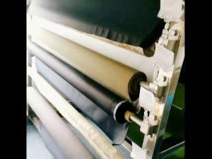 Vải polyester chống tĩnh điện 100% với sợi dẫn điện
