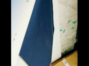 100% polyester fleece breathable PVC tráng khả năng chịu nước vải pongee cho áo khoác ngoài trời