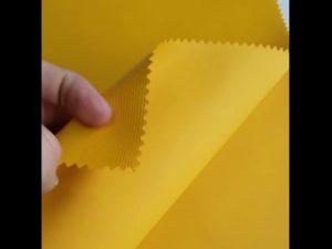 100% chất liệu polyester oxford PVC cán ba lô vải