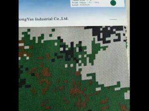 1000D nylon cordura cường độ cao không thấm nước đạn đạo ba lô vải