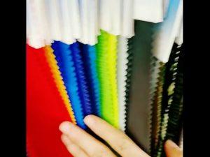 160D không thấm nước 10000 mét nylon taslan nhiều lớp tricot lót vải