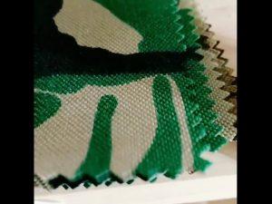 2018 hot 100% polyester mật độ lông cừu ngoại quan jersey áo khoác vải