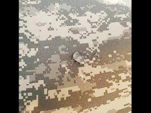 500D nylon oxford thủng kháng chiến thuật quân sự vest vải