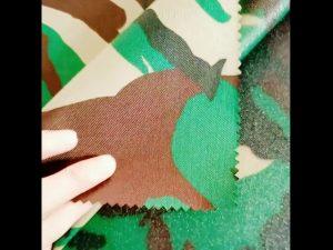 600D polyester oxford 100 polyester quân đội vest chiến thuật vải
