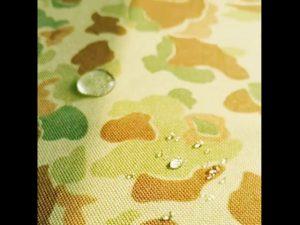 Trung Quốc nhà máy 1000 denier cordura in vải nylon với không thấm nước