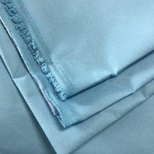 EN 13795-1 2019 Màng thoáng khí 60gsm Polyester 50D + PE Vải áo choàng phẫu thuật xuất khẩu sang Vương quốc Anh