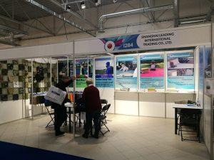 Hội chợ dệt quốc tế dệt nhanh 2017