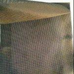 Chất lượng cao 380gsm polyester dọc đan lưới vải cho lót quân sự