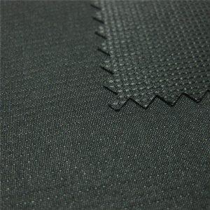 nhà sản xuất trung quốc poly pongee vải bán buôn