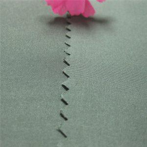 Bán hot pongee vải 100% polyester sợi nhuộm loại tơ sống vải 190 t