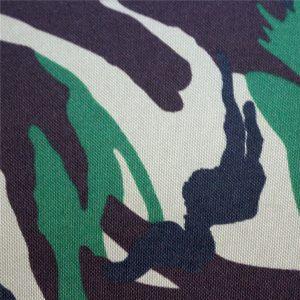 vải oxford: polyester 600d, 300 gsm, in ngụy trang đồng bằng
