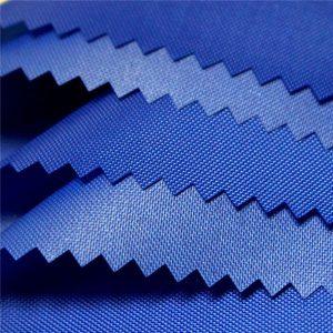 210D polyester milky pu lớp phủ không thấm nước oxford vải