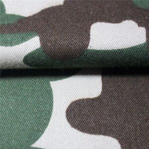 80% cotton 20% polyester vải chống cháy twill