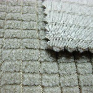 Vải lông cừu polyester