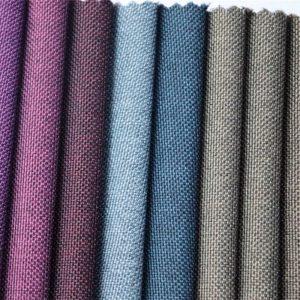 bán buôn polyester hai tông màu oxford vải cho túi chất liệu