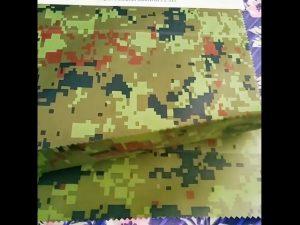 Trung quốc nhà sản xuất bán buôn ngụy trang nổi áo mưa vải địa kỹ thuật vải cho vải ngoài trời