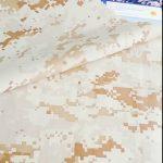 chất lượng tốt mô hình ngụy trang 100% nylon vải quân sự sử dụng an toàn