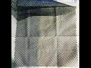 trật tự phiên tòa 100% polyester túi quân đội lót lưới bền vải